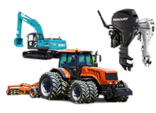 Machinery for Agriculture and Fishery